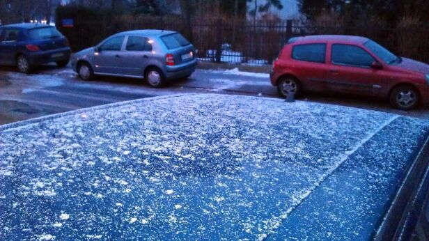 śnieg Tomasz Zieliński