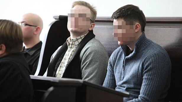 Mariusz B. i Krzysztof R. na ławie oskarżonych Tomasz Radzik/SE/East News