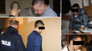 """Wyłudzili 100 tys. zł """"na wnuczka"""" i """"na policjanta""""? Pięciu zatrzymanych"""