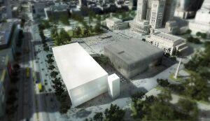 MSN: pierwsze pozwolenie na budowę na placu Defilad