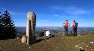 Rzeźba o fallicznym kształcie zniknęła z niemieckiego szczytu Grünten