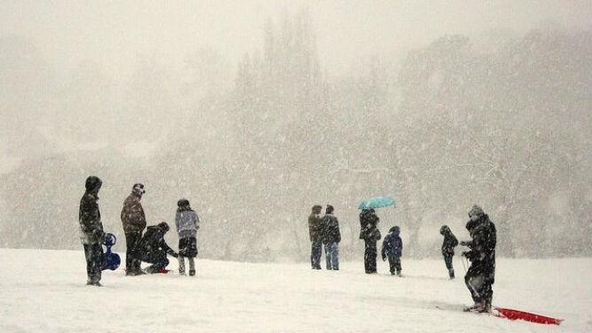 Zmiany klimatu bez wpływu na<br />ekstremalne zjawiska pogodowe