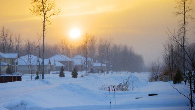 Honor zimy może zostać uratowany. <br />Nawet -12 stopni w noc sylwestrową, potem śnieg
