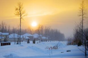 Honor zimy może zostać uratowany. Nawet -12 stopni w noc sylwestrową, potem śnieg