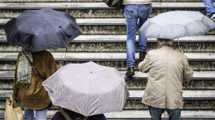 Pogoda na jutro: noc i dzień z deszczem w wielu miejscach