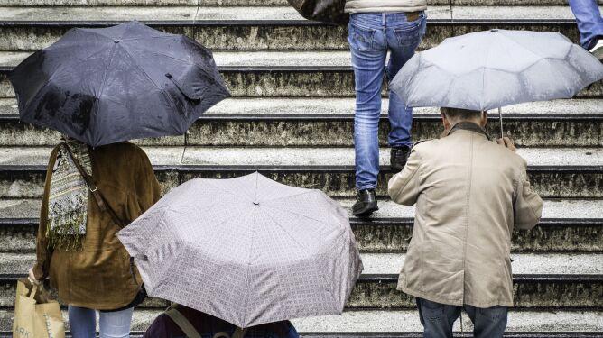 Pogoda na dziś: deszczowo w dużej części kraju, do 10 stopni