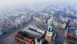 Smog w Poznaniu. Stan powietrza w mieście – sprawdź