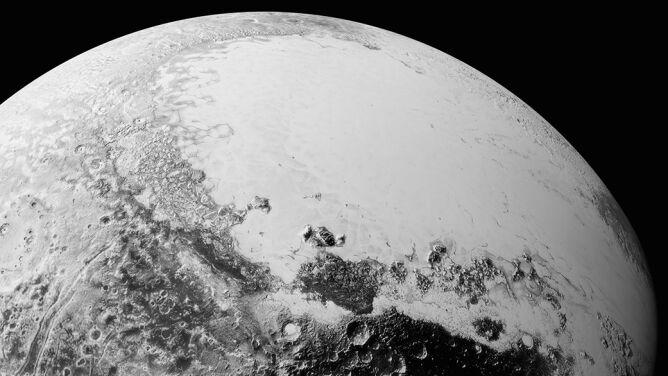 Jeszcze więcej szczegółów powierzchni Plutona. NASA publikuje zachwycające zdjęcie